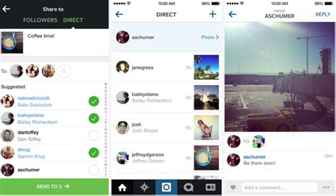 How Instagram Direct Will Improve Your Social Media ...