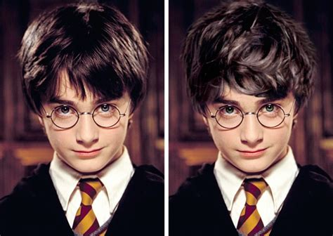 How J.K. Rowling Imagined the  Harry Potter  Characters vs ...