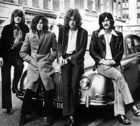 How many albums of Led Zeppelin are there?