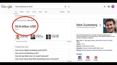 How Mark Zuckerberg Makes $55.8B Net Worth   YouTube