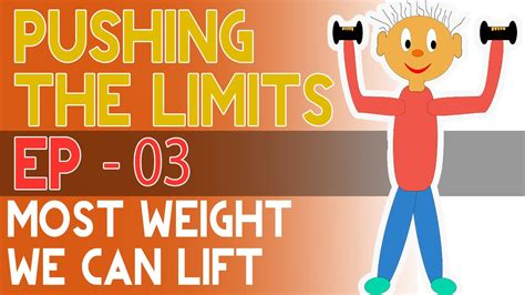 How Much Weight A Human Can Lift? Amazing Facts- Pushing ...