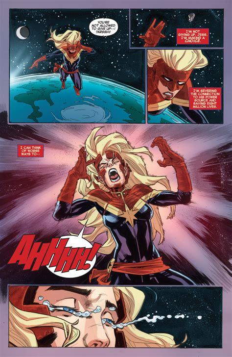How severe is her memory loss?(Spoilers) - Carol Danvers ...