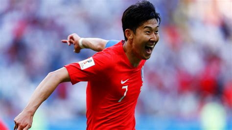How Son Heung-min can be exempt from South Korea military ...