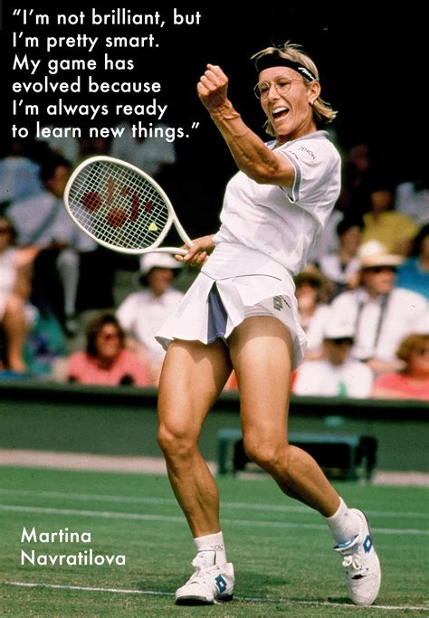 How Tennis Legend Martina Navratilova Went from Good to ...