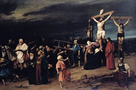 How the Romans Used Crucifixion—Including Jesus s—as a ...