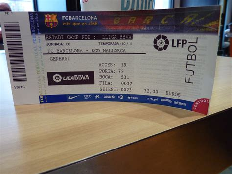 How to: buy tickets for FC Barcelona match | How hard can ...