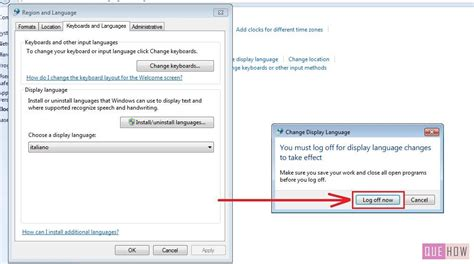 How to change Language in Windows 7: 6 Steps  with Images ...