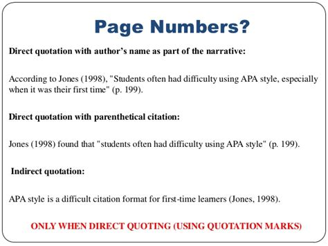 How To Cite A Page Number In An Essay Apa - Essay for you