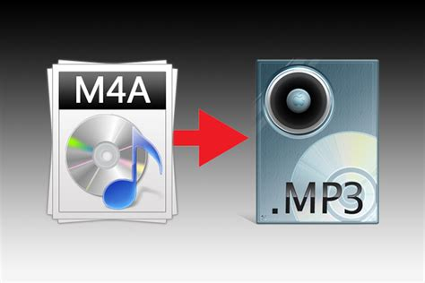 How to Convert M4A to MP3 Files Online