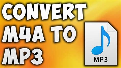 How To Convert M4A TO MP3 Online   Best M4A TO MP3 ...