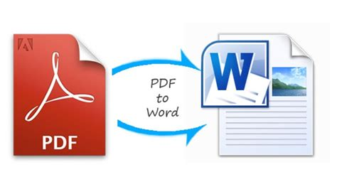 How To Convert PDF To Word Document Offline - YouTube