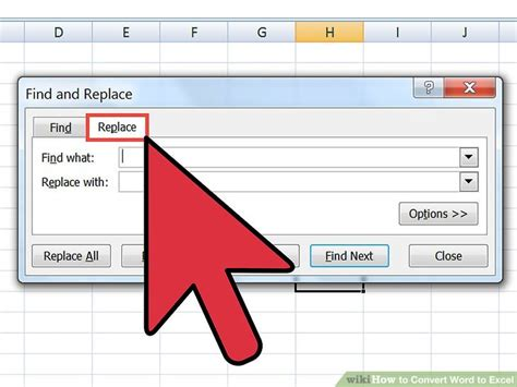How to Convert Word to Excel: 15 Steps (with Pictures ...