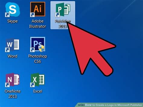 How to Create a Logo in Microsoft Publisher: 9 Steps