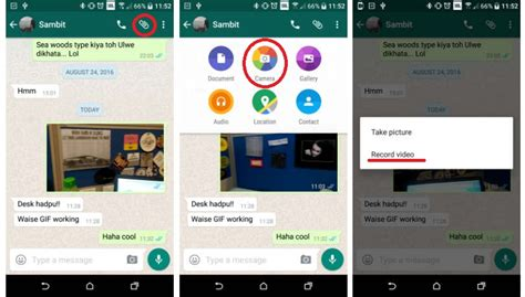 How to create and send animated GIF on WhatsApp | BGR India