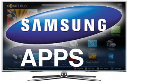 How to Download apps? download YouTube for Samsung Smart ...