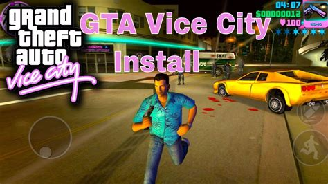 How To Download GTA Vice City Game And Install Step By ...
