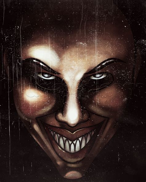 How to Draw the Purge Mask, Step by Step, Movies, Pop ...