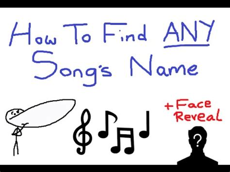 How To Find Any Songs Name (+ 2M Face Reveal) - YouTube