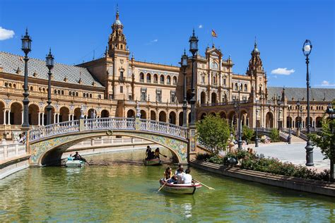 How to Get from Madrid to Seville