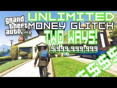 How to get unlimited money in gta5 story mode | Doovi