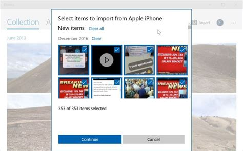 How To Import Photos From iPhone To Windows 10/8