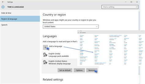 How to Install and Uninstall Languages in Windows 10