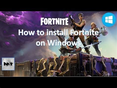 How to install Fortnite on Windows 10 | Windows 8 ...