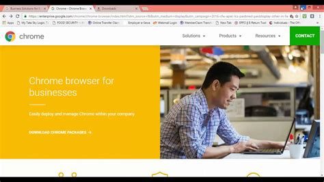 How to Install Google Chrome Standalone Enterprise in ...