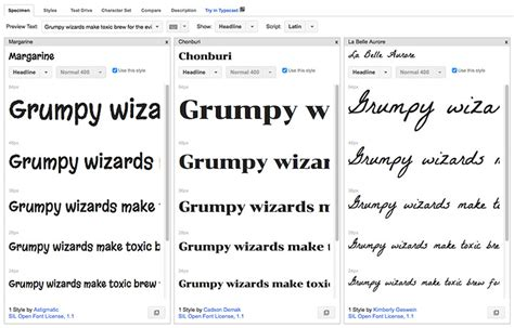 How to: Install Google Fonts on Your Website   Bluepark.co.uk