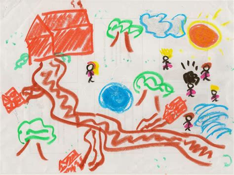 How to Interpret Kids  Drawings   New Kids Center