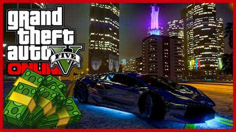 How To Make BILLIONS In GTA 5 Story Mode - Make Money Fast ...