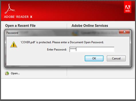 How to Make Password Protected PDF File using Photoshop ...