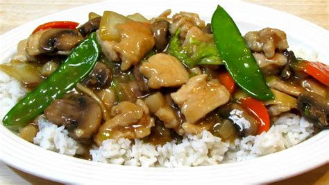 How to Make the BEST EVER Moo Goo Gai Pan - Chinese Food ...