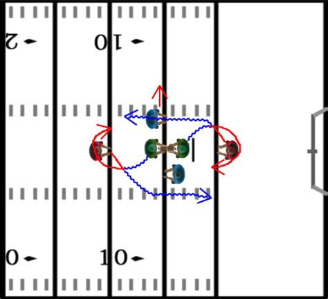 How to Make the Read with Speed   Running Back Drills ...