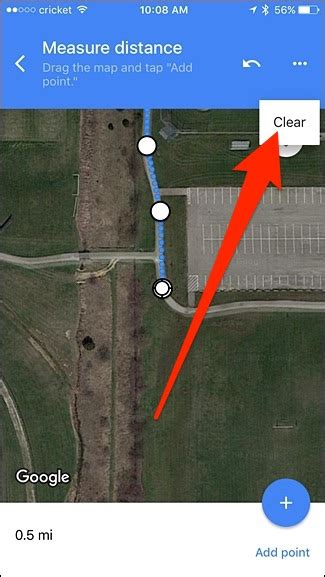 How to Measure Distances in Google Maps for Running ...
