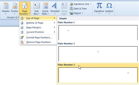 How To Number Pages In Word Images - How To Guide And Refrence