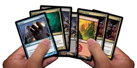 How to play a draft of Magic the Gathering » How to?
