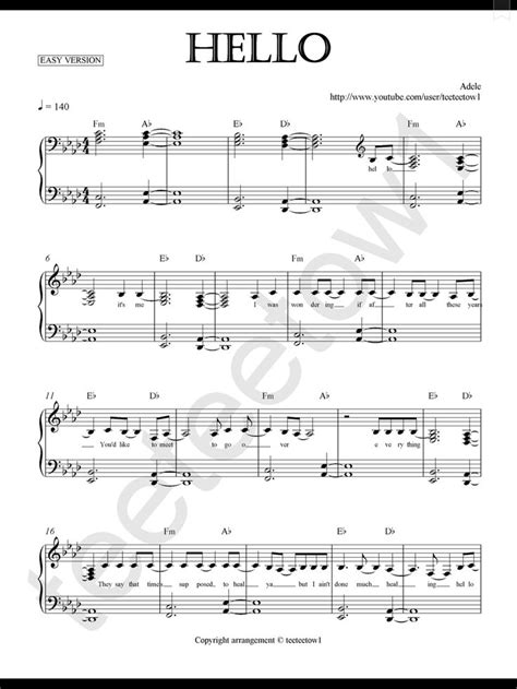 How To Read Piano Sheet Music For Beginners Pdf   8 sites ...