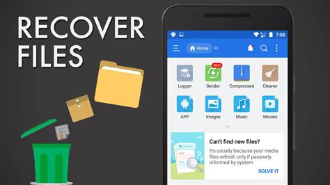 How to Recover Deleted Files on Android Without Root [No ...