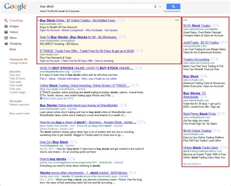 How To Remove Ads On Google.com Search Result Pages ...