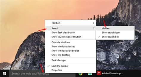 How to Remove Search Toolbar - Windows 10 - AvoidErrors