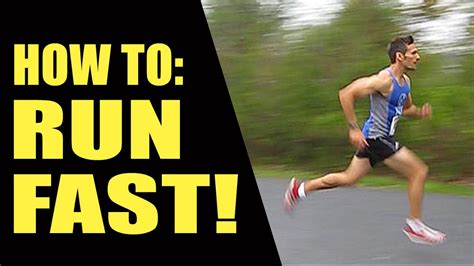 How To Run Faster   Are You Running in the Wrong Gear ...
