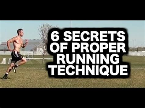 How to run properly | Proper running form | Running ...