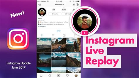 How to Save Instagram Live to Story - Replay - YouTube