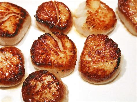 How to Sear Scallops | The Food Lab | Serious Eats