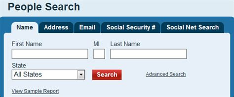 HOW TO: Search By Social Security Number (SSN)