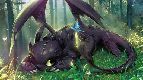 how to train your dragon | Hell