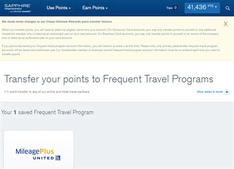 How to Transfer Chase Ultimate Rewards Points to Travel ...