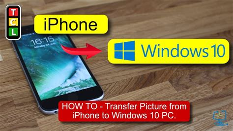 How To   Transfer Photos from iPhone to Windows 10 PC ...