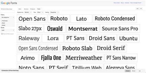How To Use Free Google Fonts For Your Projects | Motion Array